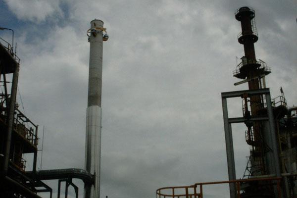 chimeneas industriales