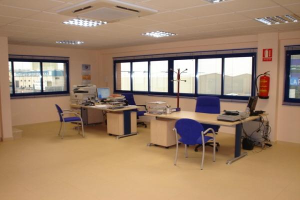 oficina instalaciones proincar caldereria industrial