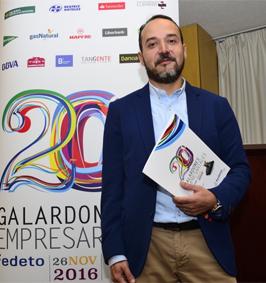 Javier Carmona director gerente de Proyectos Industriales Carmona SL (PROINCAR)