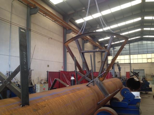 antorchas caldereria industrial