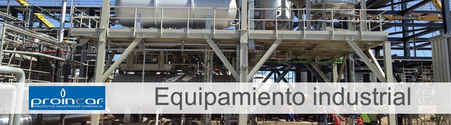 equipamiento industrial proincar