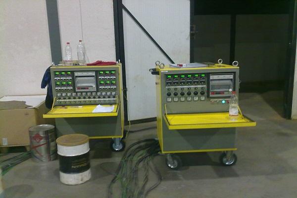 maquina tratamiento termico weldotherm