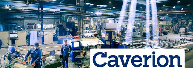 caldereria industrial caverion