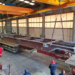 Caldereria industrial bastidor bdic-80