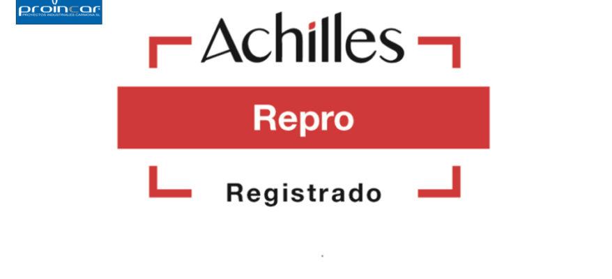 certificado de calidad REPRO
